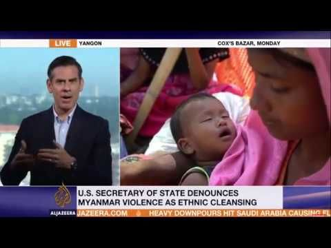 Rohingya Refugee Crisis latest news. Today News Update