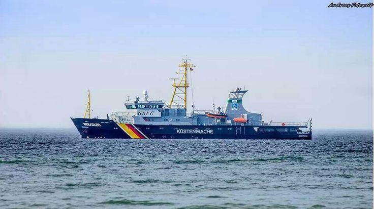 Küstenwache (Seeadler)