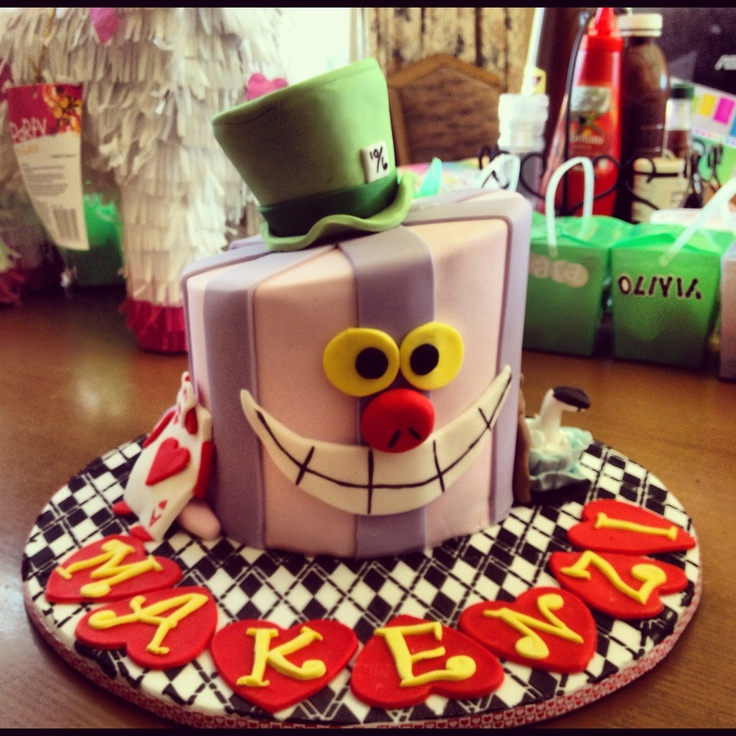 My Daughter's Fab Bday Cake by Cakes 2 crumbs