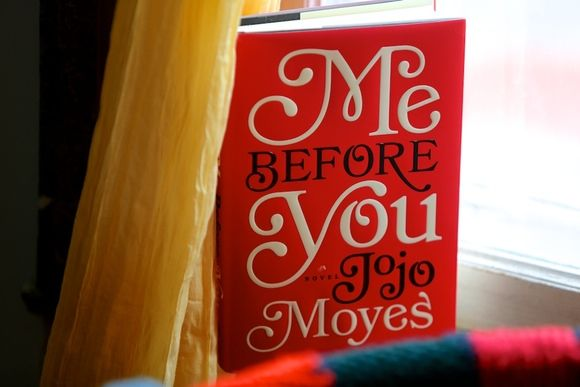 Jojo Moyes' Me Before You: AudioBook of the Month