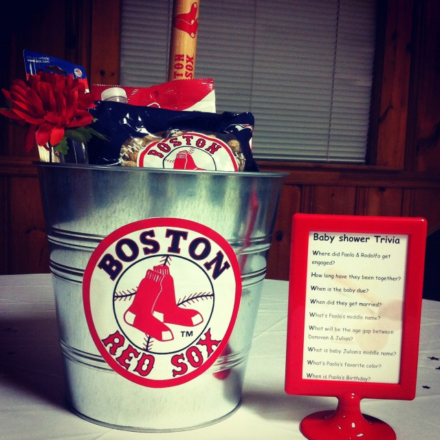 35 Best Images About My RedSox Fans Party Ideas!! On