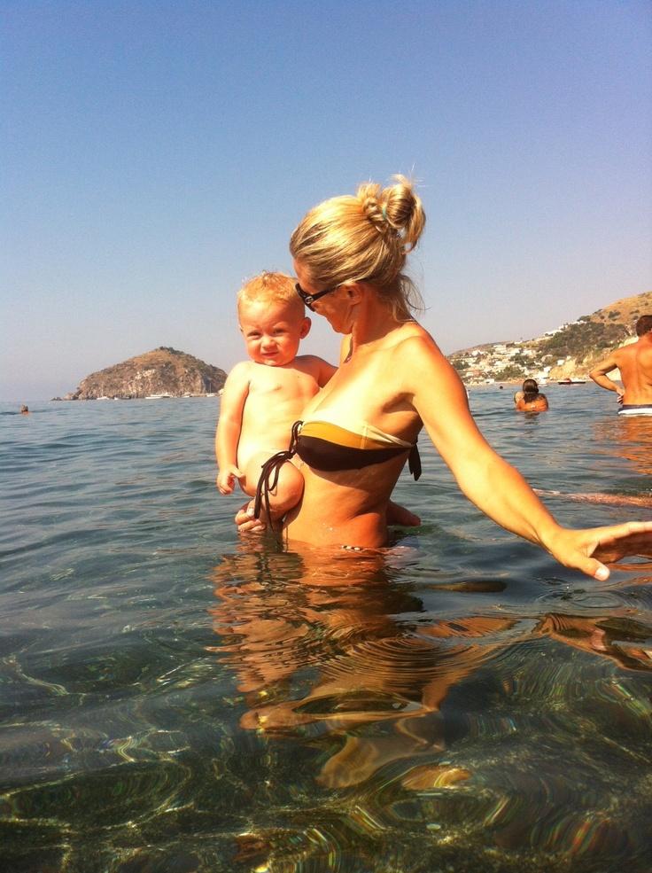 Maronti beach, Ischia Island, Italy