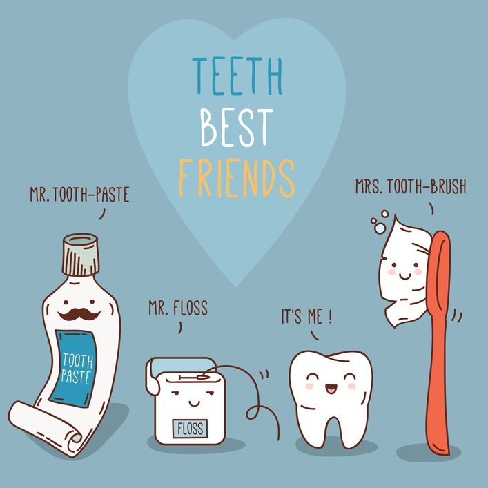 February is National Children's Dental Health Month! Find great tips and resources on Teeth Fairies Website about how to help care for your children's teeth!
