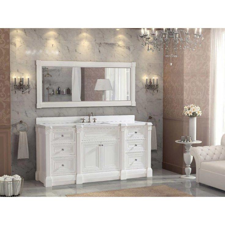 103 Best Luxury Bathroom Vanities Images On Pinterest  Luxurious Amusing Bathroom Vanities Luxury Design Ideas