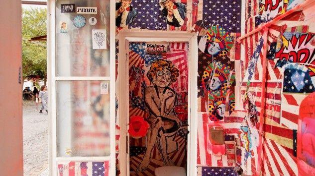 I bagni pubblici di Lisbona trasformati in opere d'arte — idealista/news