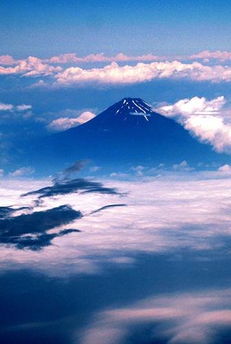 Mt.Fuji, Japan http://www.panoramio.com/photo/12181427