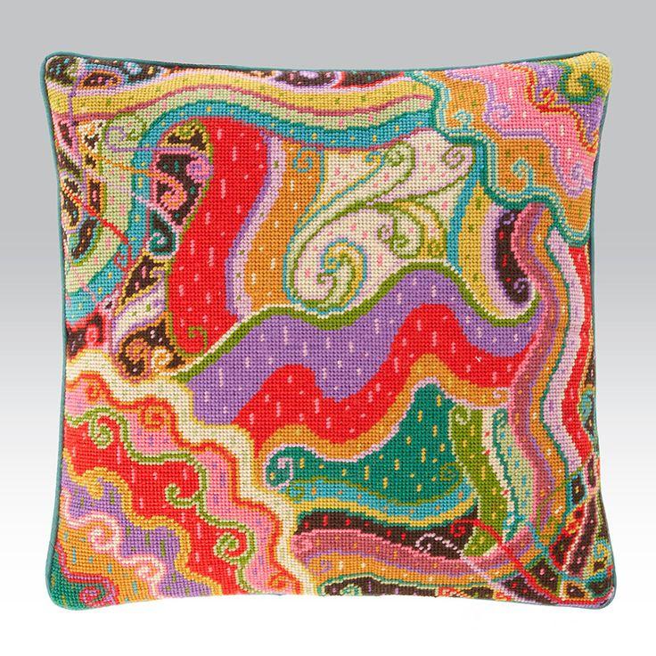 Fandango - Raymond Honeyman - Ehrman Tapestry - http://www.ehrmantapestry.com/Products/Fandango__FAN.aspx#.VMp2VtKsXRs