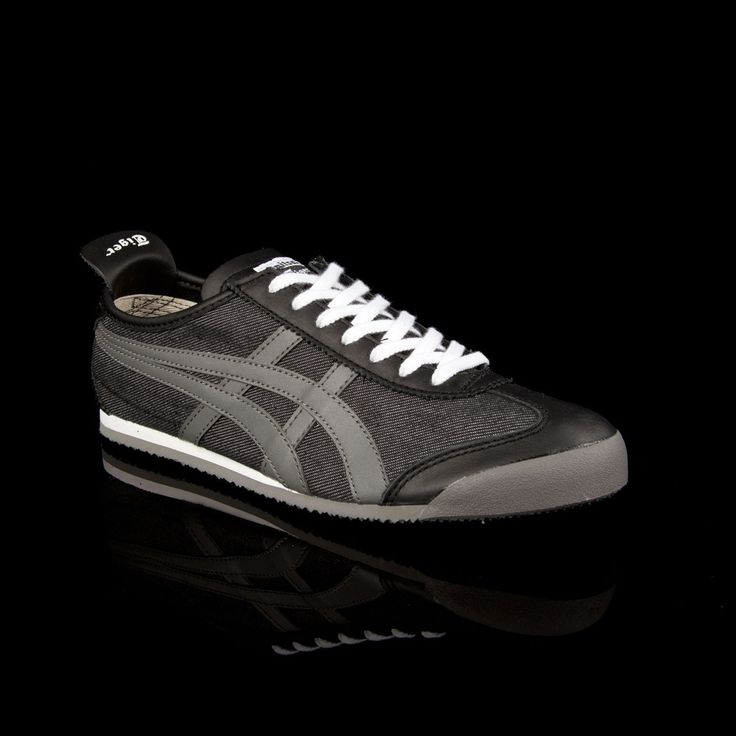 Onitsuka Tiger Mexico 66 - Black Denim/Grey · Asics ShoesNike ...