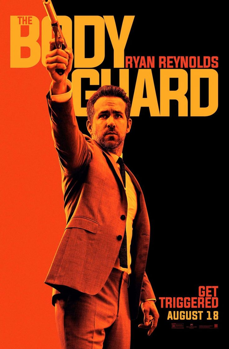 Return to the main poster page for The Hitman's Bodyguard (#3 of 4)