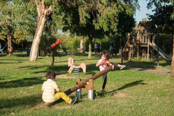 enjoy Fabiana Luzzi Park in Corigliano Calabro
