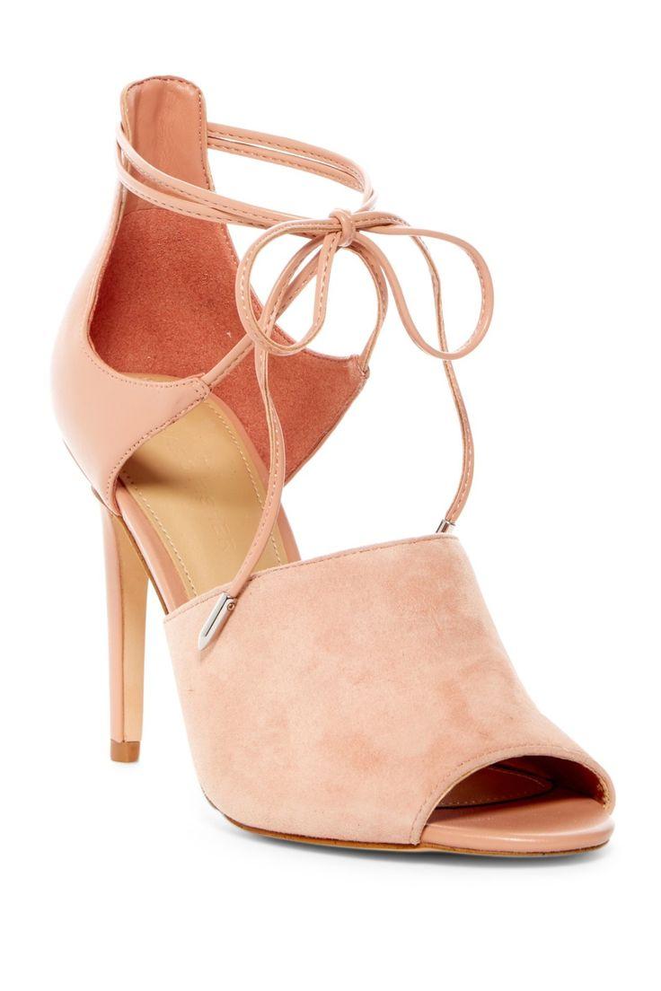 Gorgeous Blush Marc Fisher Rylin Stilettos