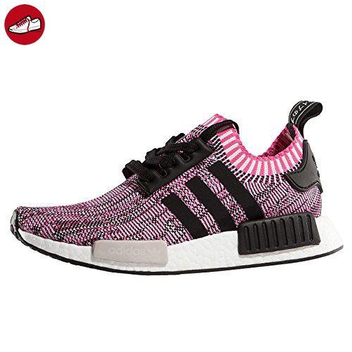 adidas Damen Schuhe / Sneaker NMD R1 Primeknit pink 40 2/3 - Adidas schuhe (*Partner-Link)