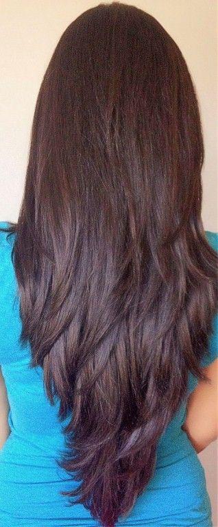 Long Layered Haircuts Asian Cut Color Hair