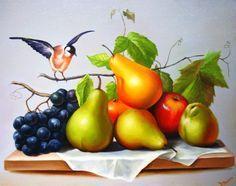 Pinturas al Oleo   Daniel Bazan Galeria de Arte