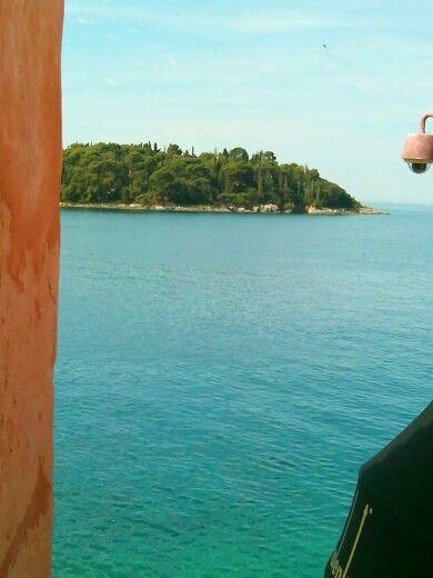 Summer in the Croatia