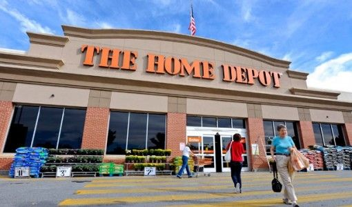 history lowes home depot