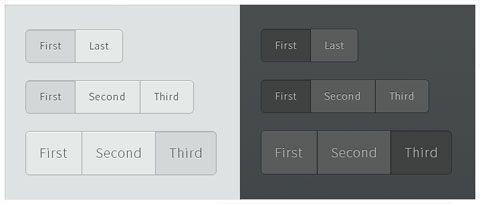 TopCoat: современная библиотека UI для веб-приложений