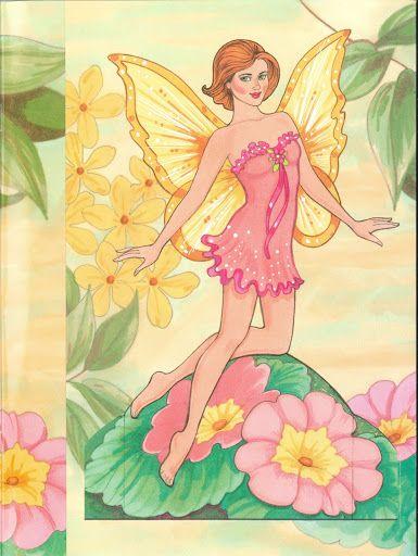 Fairy Paper Doll - Yakira Chandrani - Picasa Webalbums