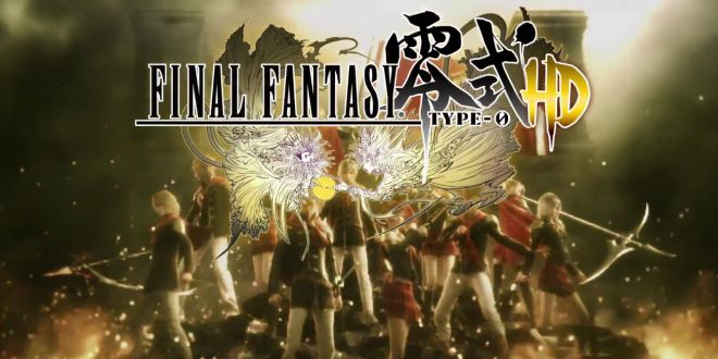 Final Fantasy Type 0 HD Free Download PC Game-full verson