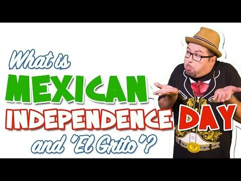 What is Mexican Independence Day? - YouTube                              …