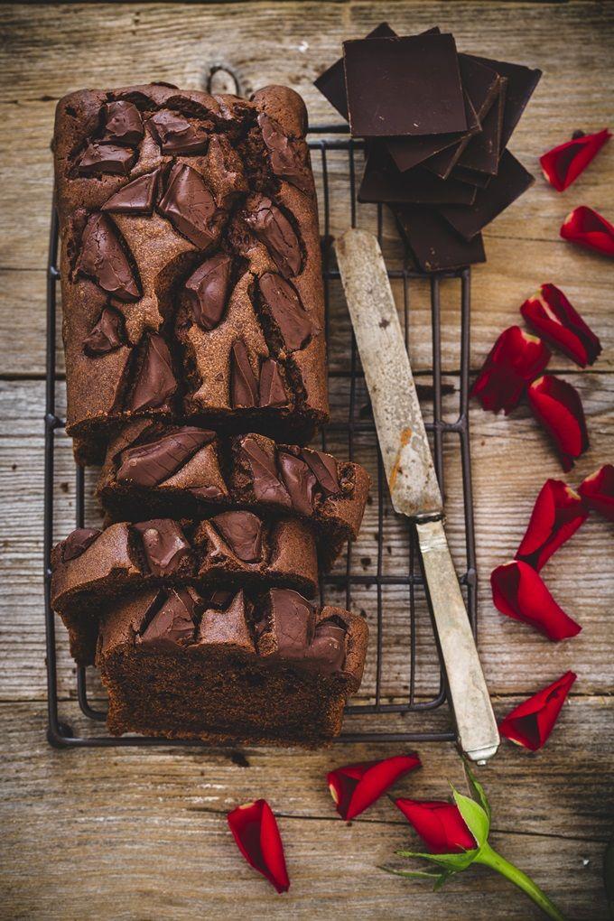 Torta al Cioccolato e Formaggio - -- Chocolate Cream Cheese Cake