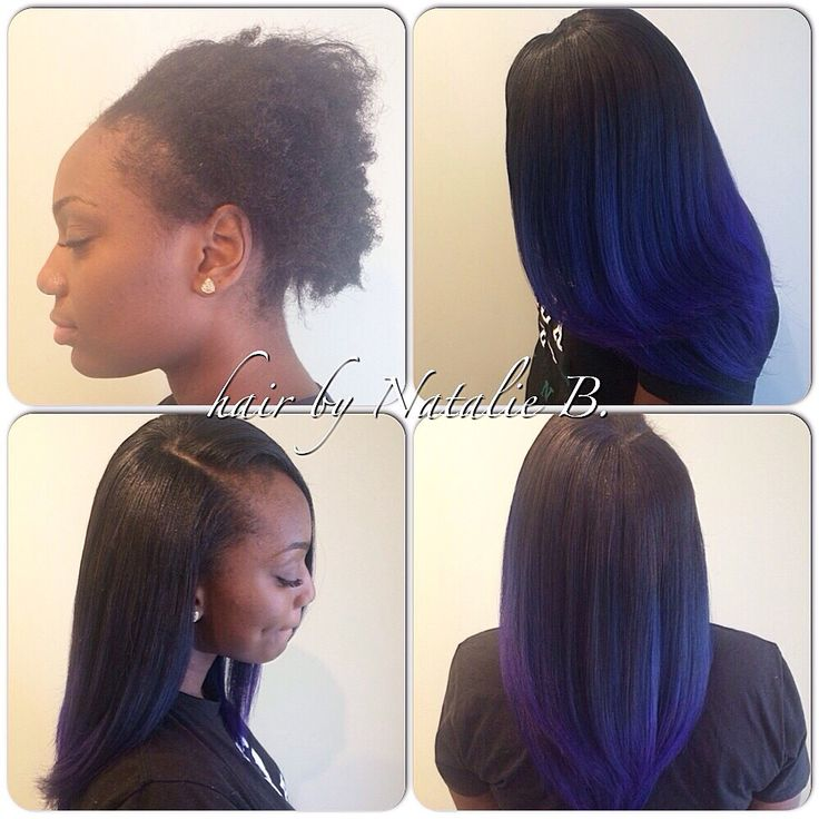 Before & After (Client arrived with hair pre-colored)...FLAWLESS SEW-IN HAIR WEAVES by Natalie B. (312) 273-8693...IG: @iamhairbynatalieb ...FACEBOOK: Hair by Natalie B. .....ORDER HAIR: www.naturalgirlhair.com.