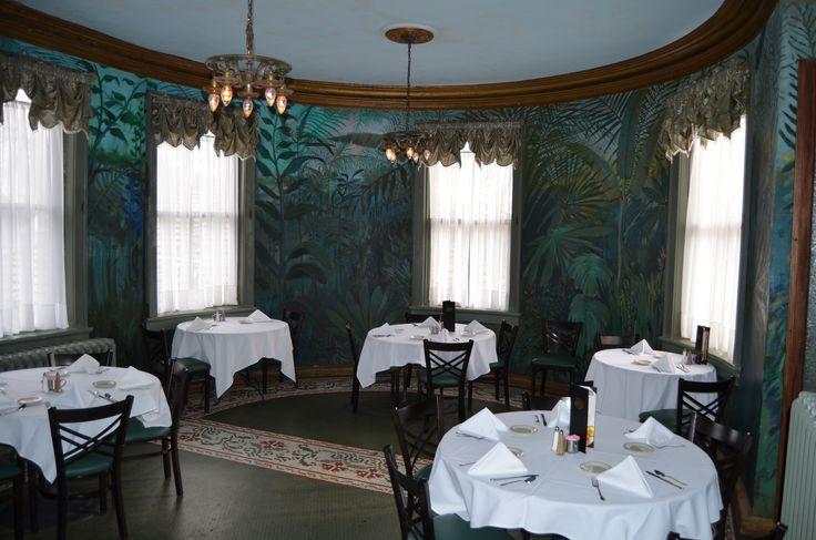 Atrium - Lemp Mansion.