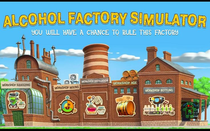 Alcohol Factory Simulator - HD Android Gameplay - Other games - Full HD Video (1080p) More Full HD Android Gameplays: https://www.youtube.com/c/AndroidGamerTMG_AGTMG