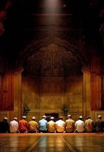 "time to pray. shalat. ""Love comes before obedience."" ~Shaykh Ahmed Babikir"
