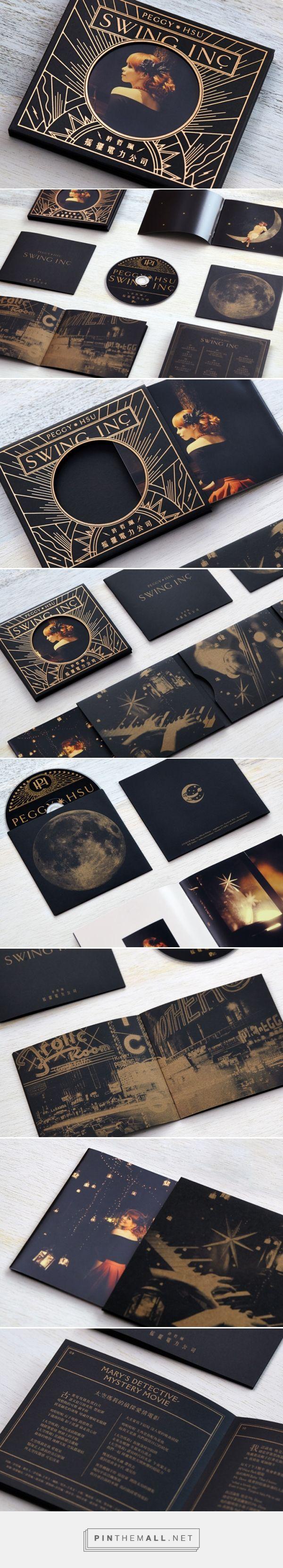 許哲珮 - 搖擺電力公司 專輯設計 | Onion Design Associates