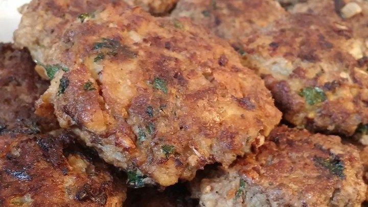 Authentic German meat patties make a quick and delicious weeknight meal your family will love.