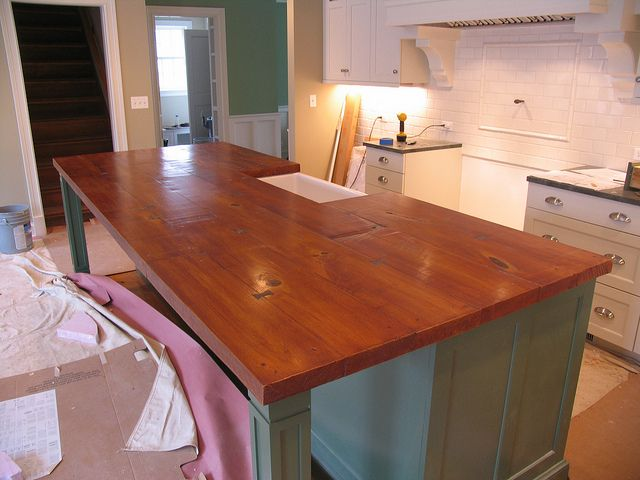 ... farmhouse style counter tops concrete application concrete countertops