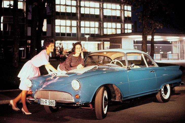 1958-1965 Auto Union 1000 SP Coupé