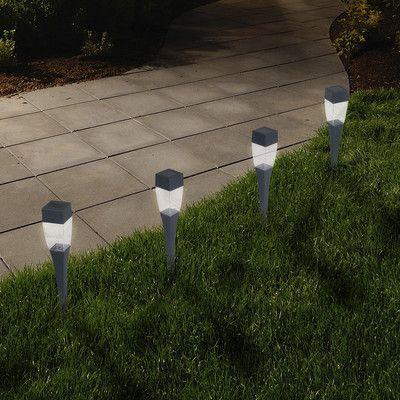 walkway lighting ideas. pure garden solar modern pathway light walkway lighting ideas e