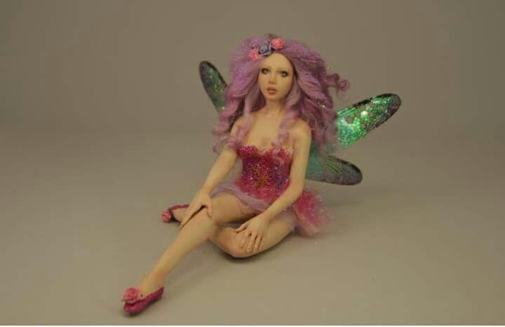 Frosty Pink by Palma Battaglia (Elettra Land Studios)