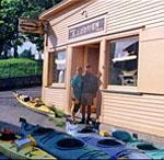 Stan Cook Sea Kayak Adventures, Bay Bulls, NL. Seriously up close & personal!