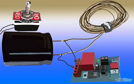 How to Build an EMP Generator: 15 Steps (with Pictures) - wikiHow