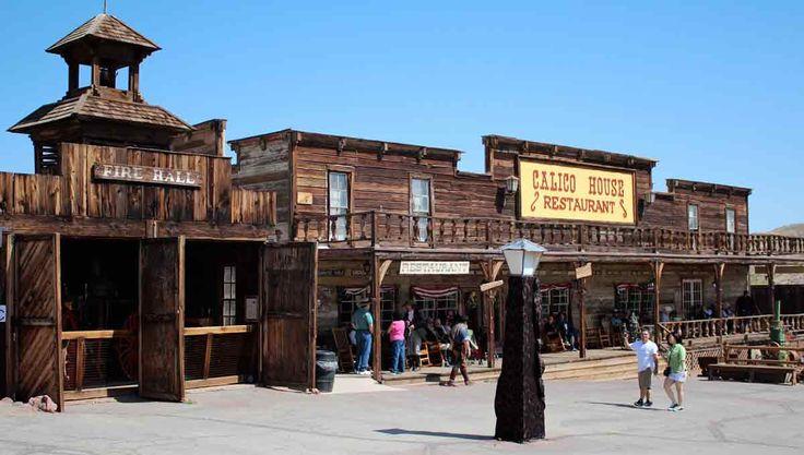 Calico Ghost Town: per i nostalgici del vecchio West!