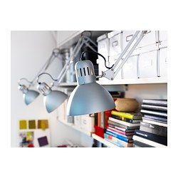 IKEA - TERTIAL, Work lamp, You can easily direct the light where you want it…