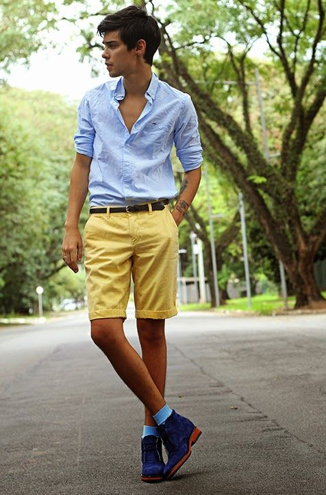 Clothes In Fashion For Men