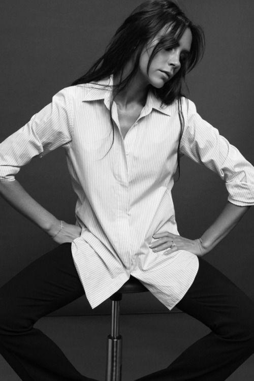 victoriabeckhamreloaded: Victoria Beckham, Interview with The... (ZsaZsa…