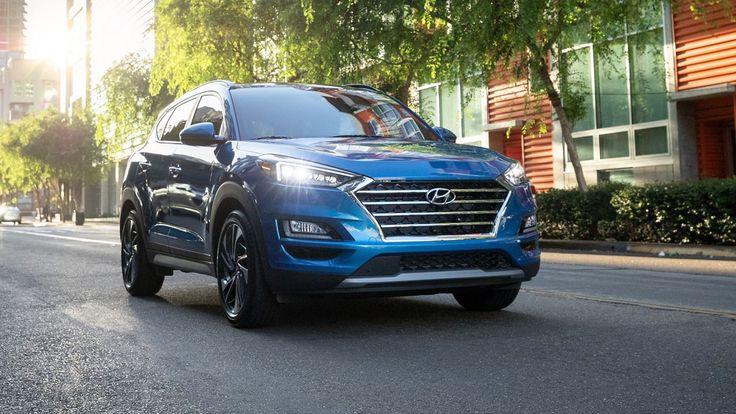 2020 Hyundai Tucson in 2020 Hyundai
