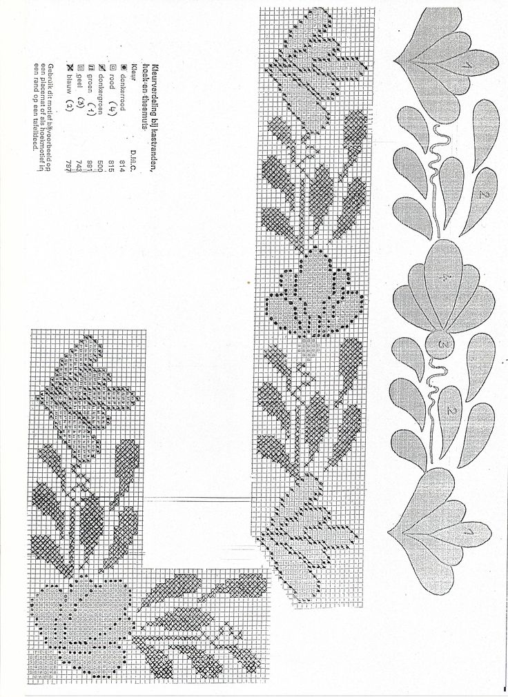 boerenbont borduurpatroon - Google zoeken
