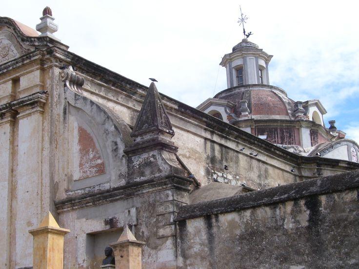 Estancia jesuítica de Alta Gracia, cúpula