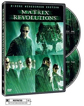 Keanu Reeves & Laurence Fishburne & Andy Wachowski & Larry Wachowski-The Matrix Revolutions