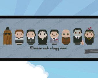Sampler de alfabeto de parodia Harry Potter PDF por cloudsfactory