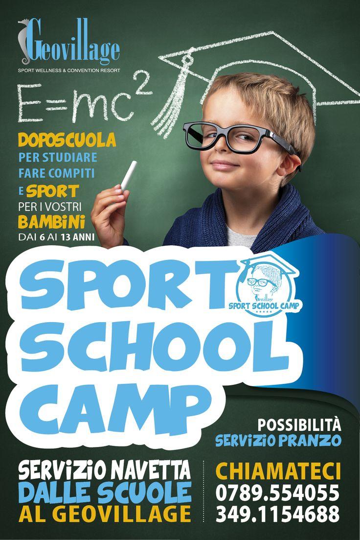 Sport School Camp