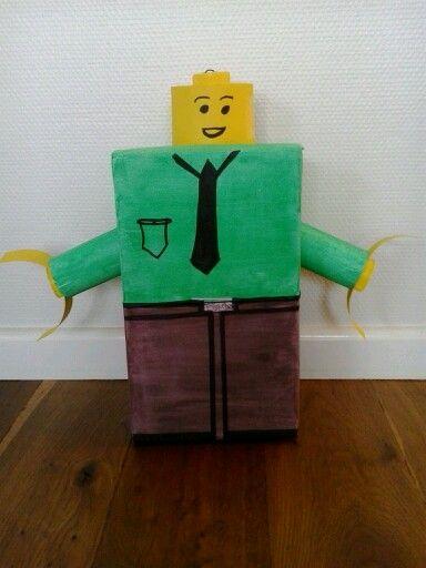 Lego poppetje suprise