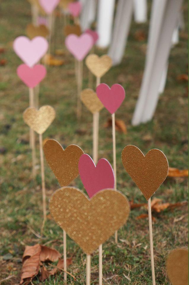 Mariage Pêche et Glitter - Dessine-moi une étoile (Design et Papeterie)