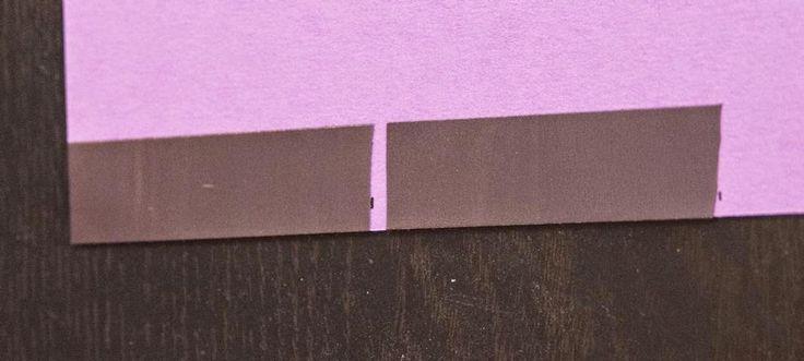 Papiermonsterchen: Magnetische Lesezeichen